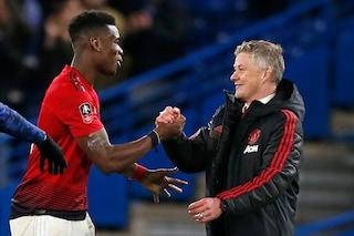 FA Cup, Pogba elimina il Chelsea: il Manchester United vince 2-0. Fischi per Sarri