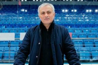 Russia, in tv c'è Mourinho: il tecnico sarà il match analist per le gare di Champions