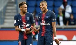 Da Mbappé a Neymar a Salah, i calciatori più costosi della Champions League 2019/2020