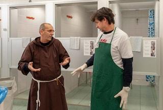 """Demetrio Albertini volontario tra i poveri: """"Bisogna dare il buon esempio"""""""