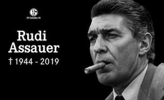 E' morto Rudi Assauer, vinse una storica Coppa Uefa con lo Schalke battendo l'Inter