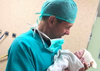 Diego Simeone festeggia la nascita di Valentina: il Cholo è papà per la quinta volta