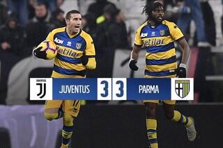 Un tacco matto e un gol da bomber, Gervinho impone il pari alla Juventus