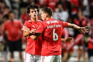 Juventus, missione di mercato portoghese per Ruben Dias e Joao Felix