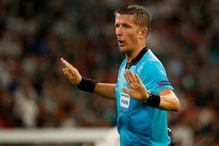 Daniele Orsato arbitrerà Bayern-Liverpool, al Var conferma per Irrati