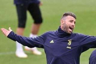 Juventus, l'infortunio di Barzagli complica le scelte di Allegri in vista della Champions