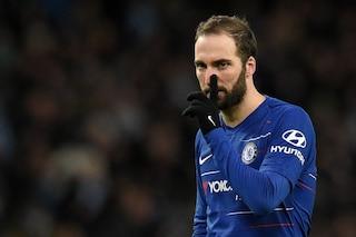 Che fine farà Gonzalo Higuain? Il Chelsea non lo vuole, per la Juve è un peso
