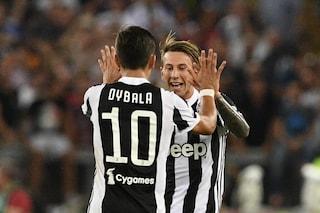 Champions, contro l'Atletico meglio una Juventus con Dybala o Bernardeschi?