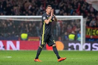 Mario Mandzukic rinnova con la Juventus, le cifre del nuovo ingaggio