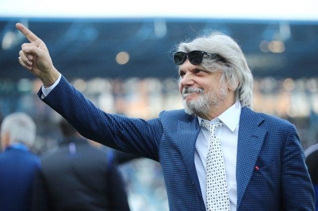 Sampdoria, senti Ferrero: