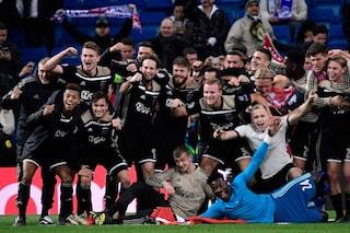 Cosa è rimasto della lezione di Cruijff, l'Ajax di oggi ce lo ricorda