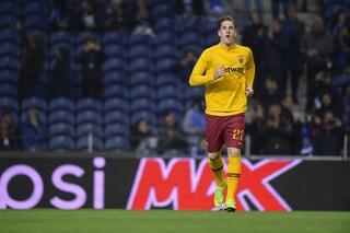 Roma-Empoli, Ranieri recupera Nicolò Zaniolo: in campo dal 1'