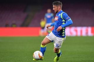 Calciomercato Napoli, le ultime notizie sul futuro di Dries Mertens