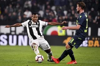 Juventus, perché la fascia di capitano è passata ad Alex Sandro e non a Bonucci