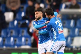 """Insigne spiega perché era nervoso dopo Sassuolo-Napoli: """"Critiche ingiuste"""""""