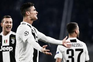 Uefa, indagine su Cristiano Ronaldo per condotta impropria: la decisione