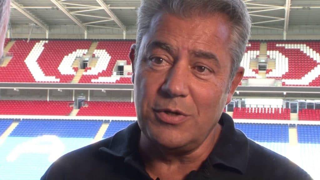 Il presidente del Cardiff, Mehmet Dalman