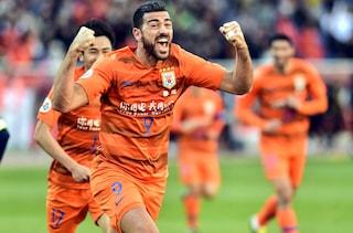 Cina, Pellè non si ferma: seconda doppietta consecutiva nella Champions League asiatica