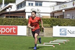 Roma, Cengiz Under torna ad allenarsi: l'obiettivo è essere a disposizione con il Napoli