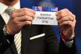 Sorteggio Champions League quarti 2019, la Juventus sfiderà l'Ajax