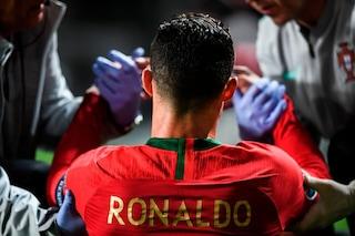 Infortunio Cristiano Ronaldo: perché può tornare per la sfida Champions all'Ajax