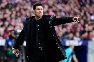 L'Atletico e Simeone pensano già alla Juve: il Cholo ha già scelto la squadra per Torino