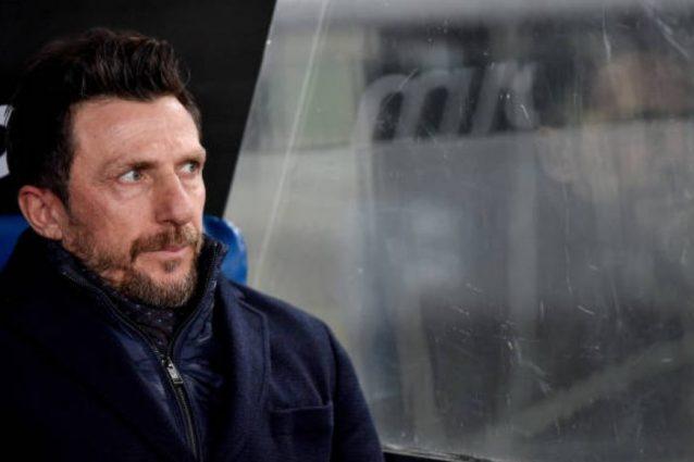 Roma, confronto Di Francesco-squadra: nessun ritiro anticipato
