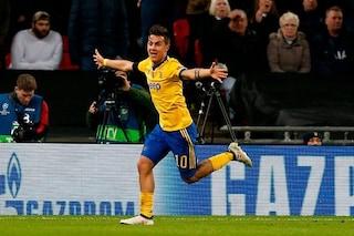 Champions, le 5 rimonte della Juventus: dai gol di Zalayeta e Emerson a Higuain e Dybala