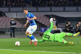 Napoli-RB Salisburgo: le pagelle commentate sul risultato di 3-0