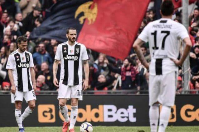 Juventus sconfitta: l'ultimo ko nell'aprile del 2018
