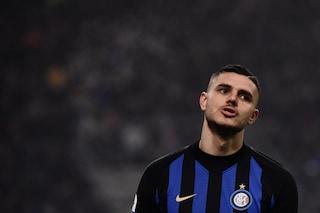Inter, ormai è scontro totale con Icardi: il club medita di lasciarlo fuori per due anni