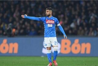 Napoli, come sta Insigne: ce la fa a superare l'infortunio per l'Arsenal?