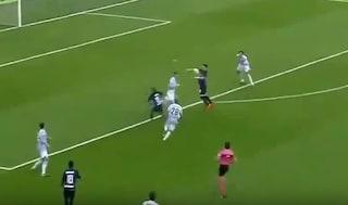La moviola di Inter-Spal, perché col Var Calvarese ha annullato il gol di Lautaro