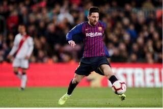 Leo Messi è il calciatore con più gol e più assist nei 5 principali campionati europei