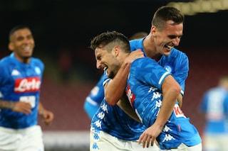 """Milik esalta l'attacco del Napoli: """"Mertens capitano vero. Insigne, tecnica impressionante"""""""