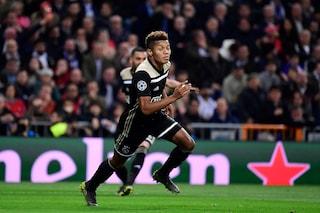 """Ajax, David Neres sfida la Juventus: """"Vogliamo fare un altro miracolo"""""""
