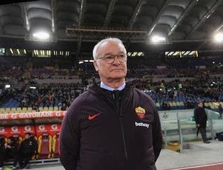 "Roma, Ranieri: ""Schick con Dzeko contro la Spal. In dubbio Kolarov e Zaniolo"""