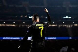 Champions, Juventus sognare si può: CR7 è sempre stato decisivo nei big match europei
