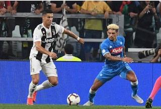 Le probabili formazioni di Napoli-Juventus: CR7 ce la fa, Dybala in panchina