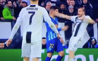 """Botta e risposta D'Amico-Condò su Giorgio Chiellini: """"I guerrieri non fanno sceneggiate"""""""