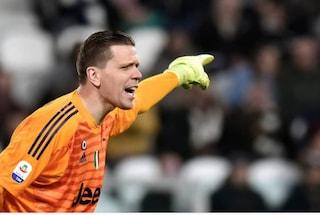 Calciomercato, Szczesny rinnova con la Juventus: fino al 2024 a 7 milioni di euro