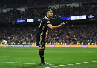 Tadic show al Bernabeu, gol, due assist e una ruleta spaziale