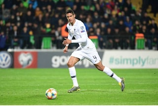 Mercato Juve: da Varane a de Ligt, fino a Manolas tutti i nomi per la difesa