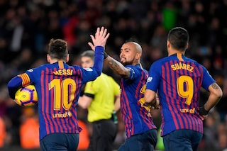 Il record di Vidal: otto titoli consecutivi vinti in tre campionati diversi