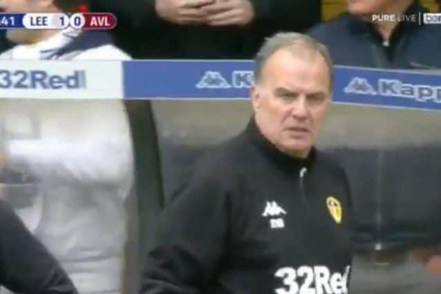 Fairplay Bielsa, ordina a Leeds di far segnare l'Aston Villa