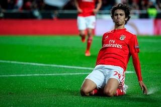 Chi è Joao Felix, il gioiello del Benfica che fa sognare Napoli