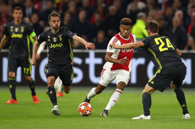 Sberle alla Juve: un Ajax scintillante vola in semifinale