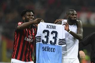 Milan, chiesta la prova tv per Kessie e Bakayoko per lo sfottò ad Acerbi