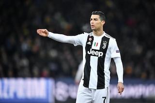 Juventus-Ajax, il risultato finale è 1-2