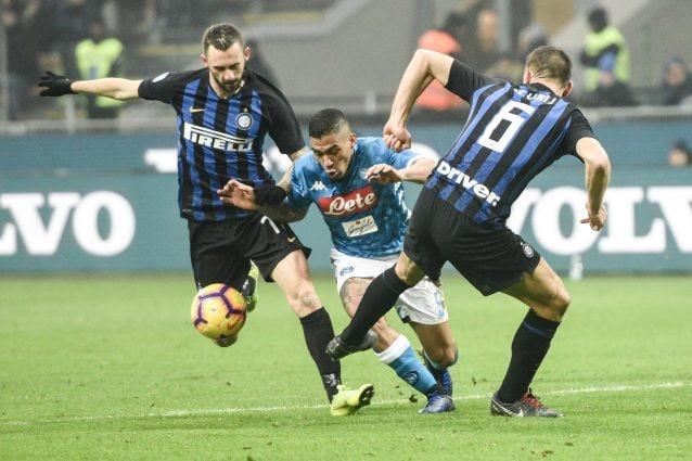 Inter–Napoli, disputata il 26 dicembre scorso